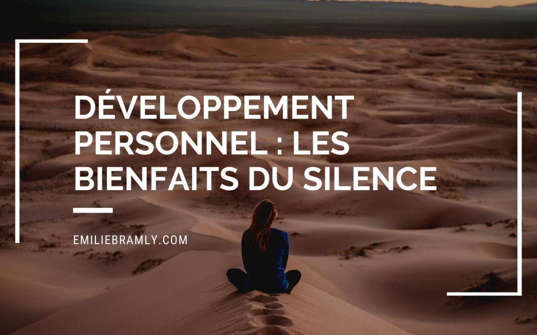 bienfaits du silence